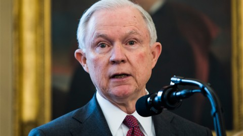 Sessions Says Obama-Era Marijuana Policy Will Remain in Effect