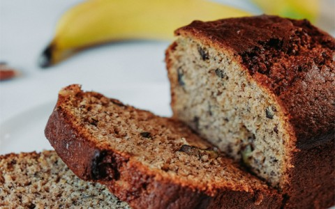 Recipe: Canna-Banana Bread