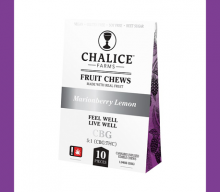 Chalice Farms Introduces New Flavors to Effects-Based Edibles Line, Chalice Chews