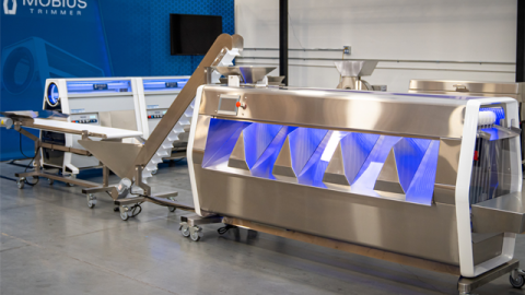 Eteros Launches The New Mobius M9 Sorter, Boasting Industry-leading Technology to Speed Sorting and Precise Sizing