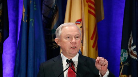 More Tough Talk from Attorney General Sessions on Legal Marijuana